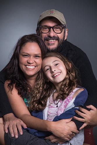 Fotografia de grupos - família